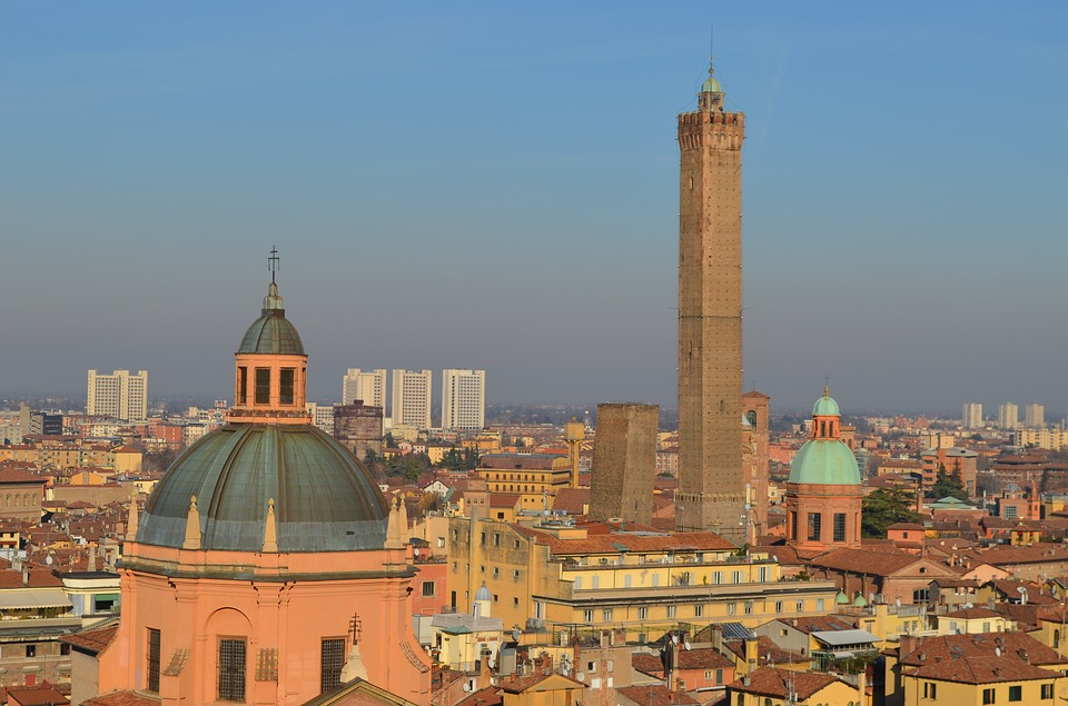 The monuments of Bologna